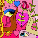 astratto amore