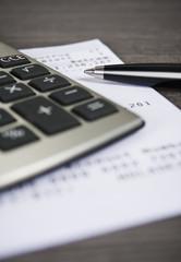 Finanzen Kontoauszug