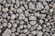 Coarse gravel for concrete