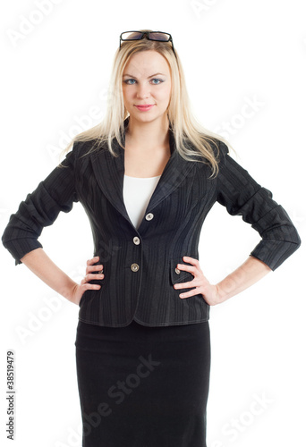 The businesswoman