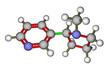 Nicotine molecular structure