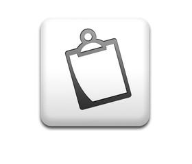 Boton cuadrado blanco clipboard