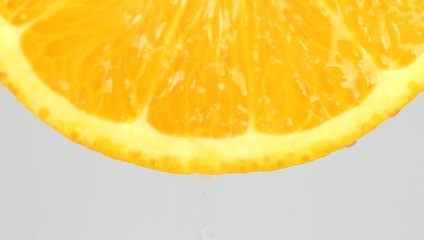 Orange - Watered