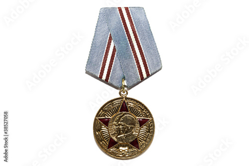 Medal Fifty years of the armed forces