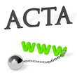 ACTA Vertrag - internationale Standards