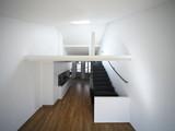 interior, modern duplex poster