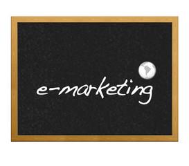 E-marketing.