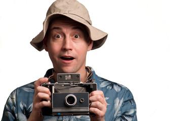 insant camera man