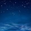 Night sky - 38535885