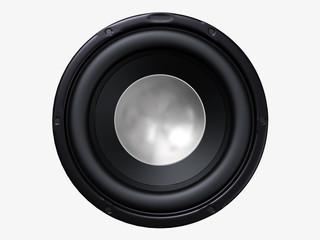 Lautsprechermembran Frontansicht