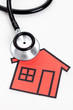 Stethoscope and House