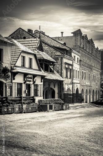 Old market saquare in Kazimierz Dolny - 38545231