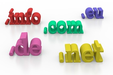 Domain bunt