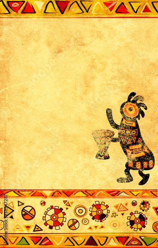 African traditional patterns