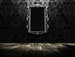 a beautiful vintage mirror - 38549032