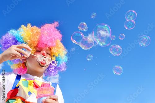 Leinwanddruck Bild Karneval