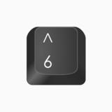 Carat - Keyboard Button poster