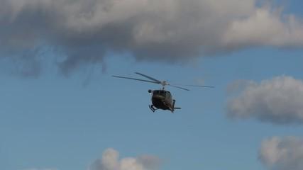 passaggio elicottero