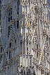 detail of gothic tower from vienna - Stephen cathedral