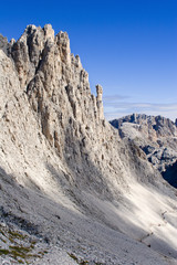 vajolet towers - dolomite