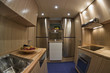 Italy, Tecnomar Velvet 35 Open luxury yacht, kitchen
