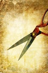 textured scissors