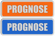 2 Sticker orange blau rel PROGNOSE