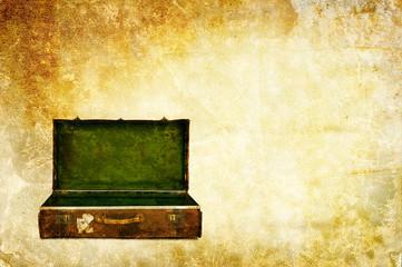 open case background