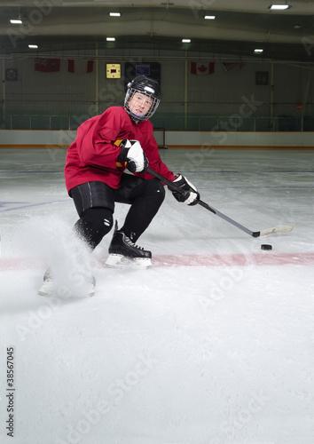 Hockey Player Determination