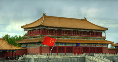 Beijing (Peking), China – Forbidden City (Verbotene Stadt)