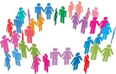 Couples single people meet social media network