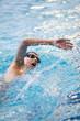 child swimmer