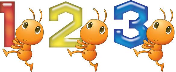 アリ123