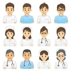 看護士A 12