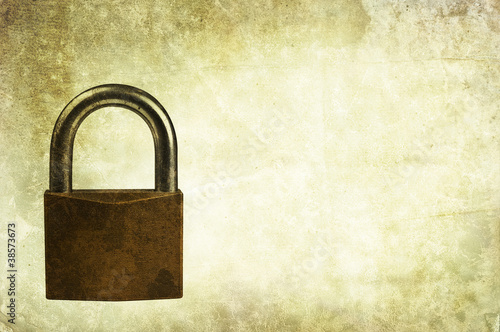 lock background
