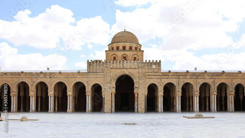 Great Mosque of Kairouan - Tunisia