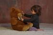 Mein bester Freund, der Teddy!