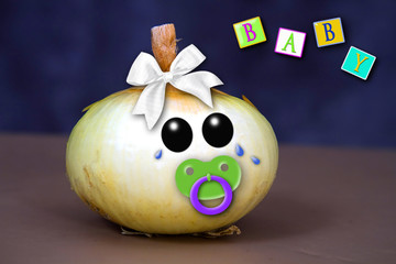 Crying Baby Onion
