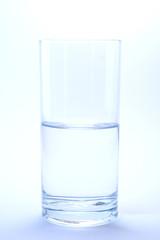 Glass of Water, half empty, half full?