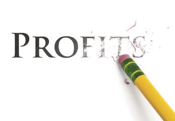 Erasing Profits