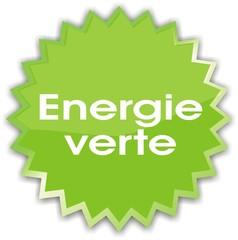 étiquette energie verte