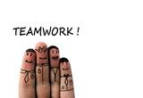 Fototapety business teamwork