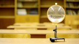 water lenses for educational experiments in physics