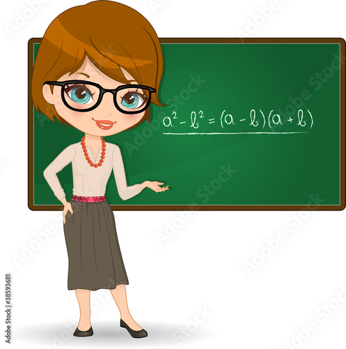 Chibi Teacher