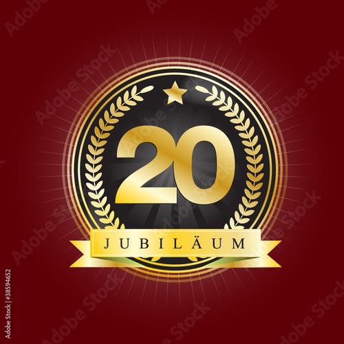 20 Jahre Jubiläum
