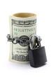 Money Saving Insurance Concept