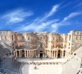 Theater of Bosra, Syria