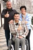 trotz Handicap