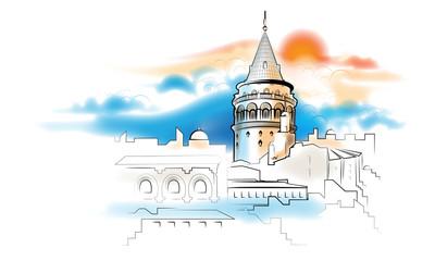 Galatta Tower