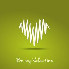 Valentinskarte XII